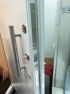 Дверной блок II класса взломостойкости и Бр3 класса пулестойкости 900х2100 мм