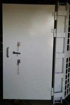 Дверной блок VII класса взломостойкости